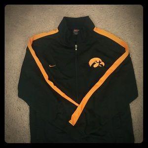 Iowa Hawkeyes Nike NCAA Zip up Jacket